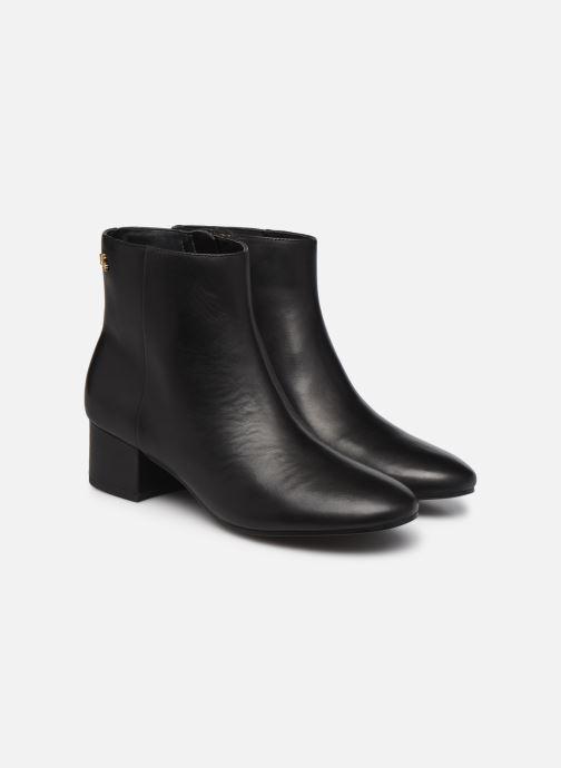 Bottines et boots Lauren Ralph Lauren WELFORD 2 Noir vue 3/4