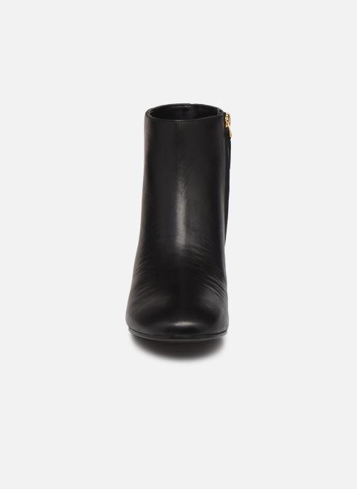 Stiefeletten & Boots Lauren Ralph Lauren WELFORD 2 schwarz schuhe getragen