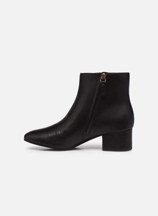 Bottines et boots Lauren Ralph Lauren WELFORD 2 Noir vue face