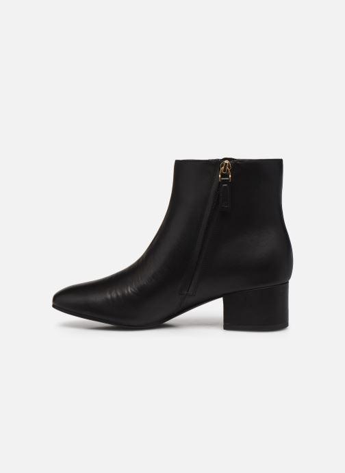 Stiefeletten & Boots Lauren Ralph Lauren WELFORD 2 schwarz ansicht von vorne