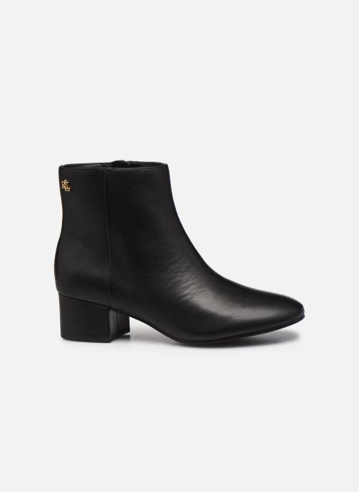Bottines et boots Lauren Ralph Lauren WELFORD 2 Noir vue derrière