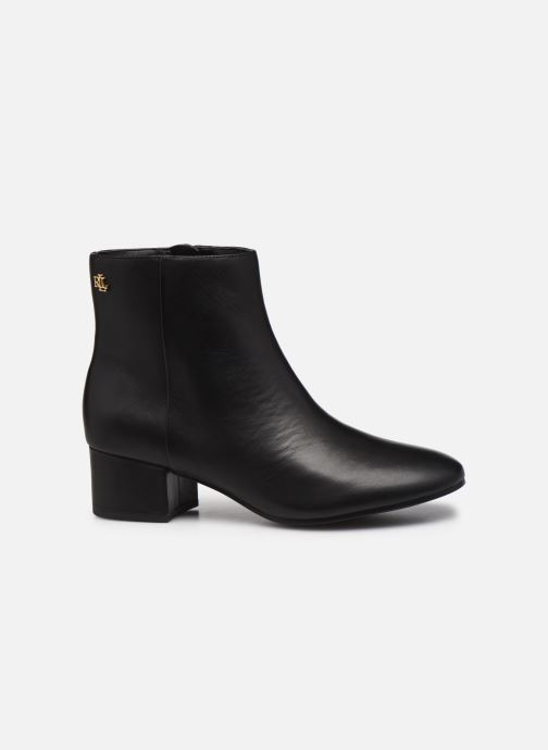 Stiefeletten & Boots Lauren Ralph Lauren WELFORD 2 schwarz ansicht von hinten