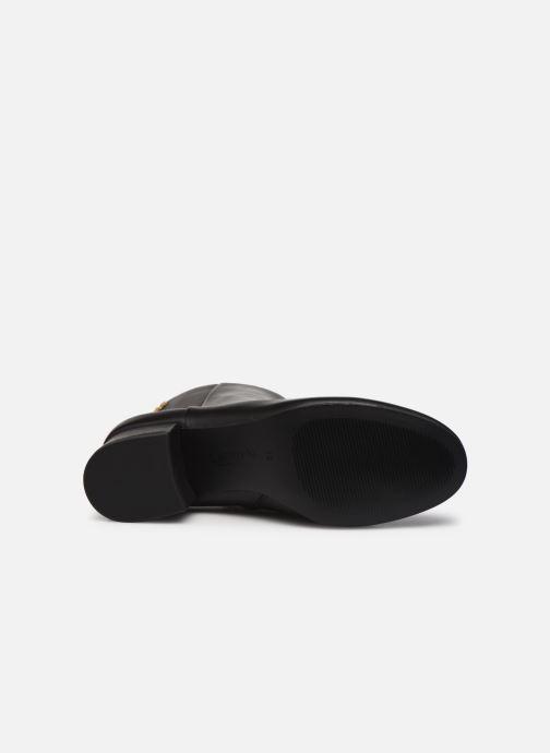 Stiefeletten & Boots Lauren Ralph Lauren WELFORD 2 schwarz ansicht von oben