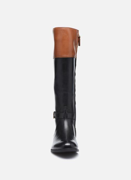 Bottes Lauren Ralph Lauren BAYLEE Noir vue portées chaussures
