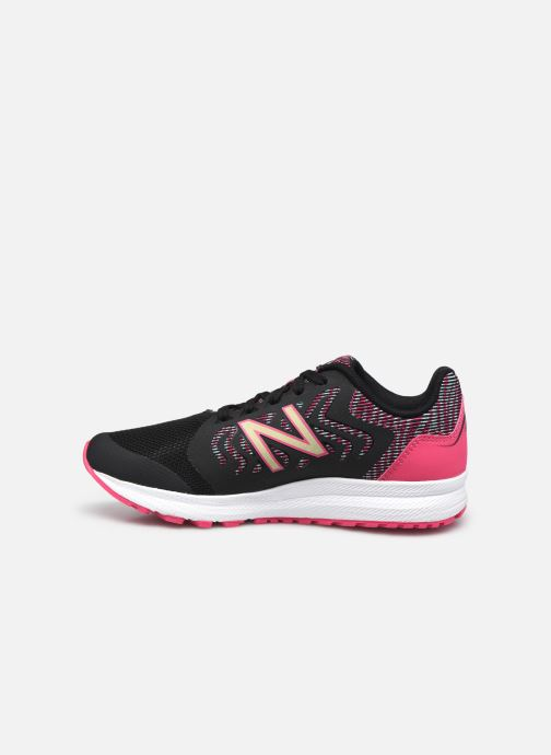 Sneakers New Balance YK519 Nero immagine frontale