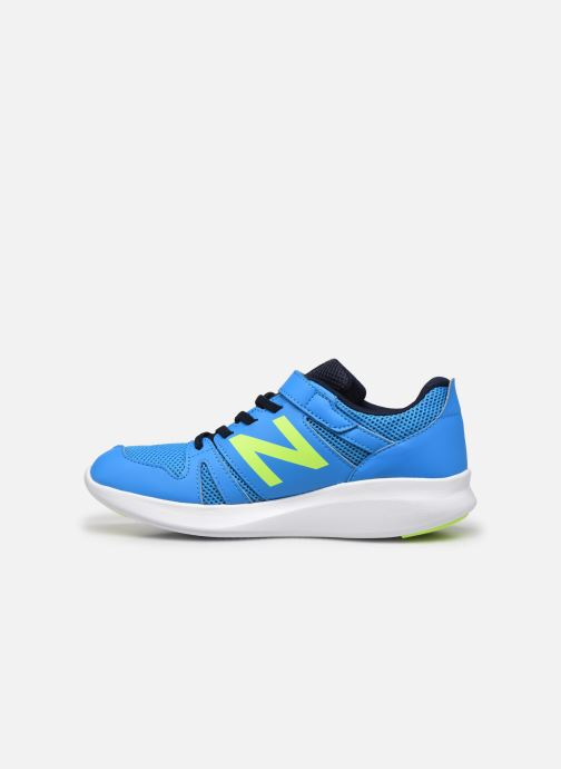 Sneakers New Balance YT570 Azzurro immagine frontale