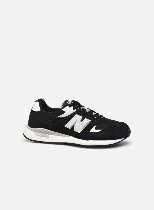 Sneaker New Balance ML570 schwarz ansicht von hinten