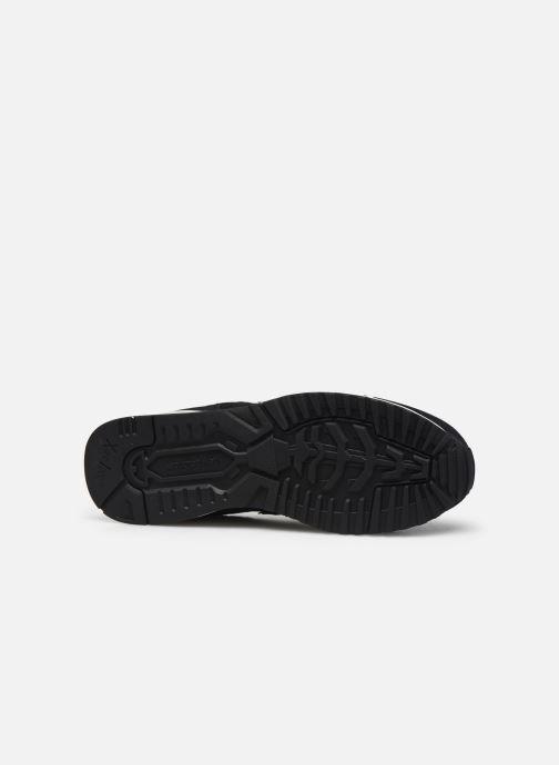Sneaker New Balance ML570 schwarz ansicht von oben