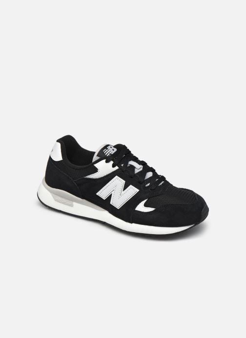 Sneaker New Balance ML570 schwarz detaillierte ansicht/modell