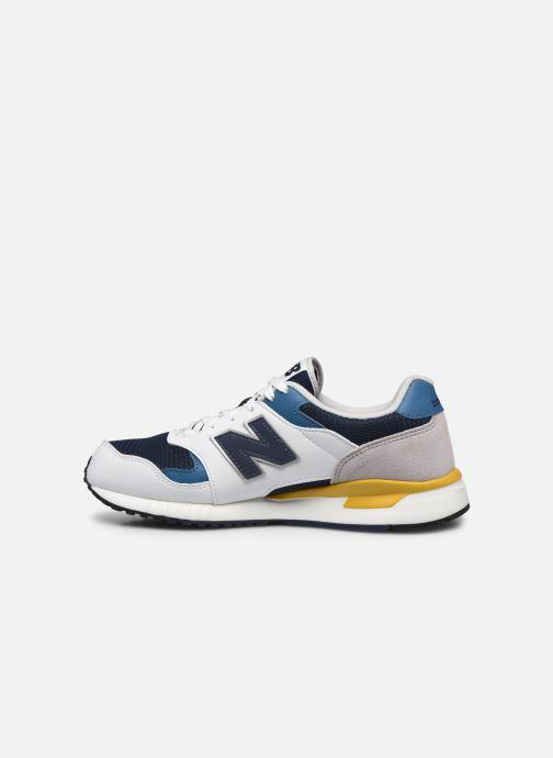 Sneakers New Balance ML570 Bianco immagine frontale