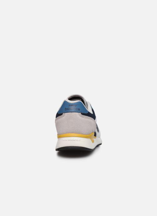 Baskets New Balance ML570 Blanc vue droite