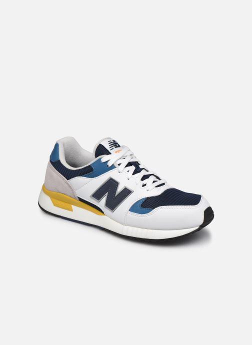 Sneakers New Balance ML570 Bianco vedi dettaglio/paio