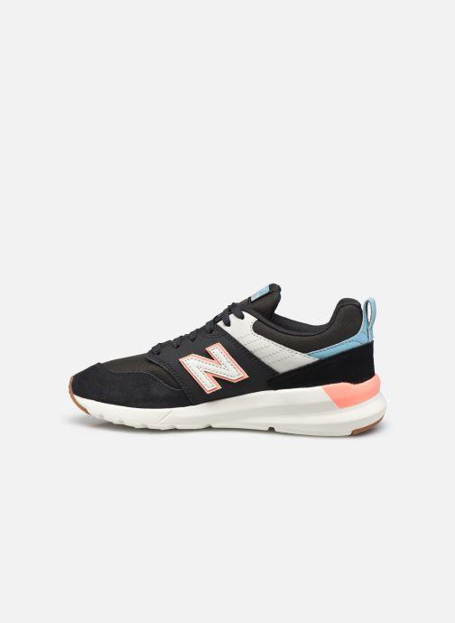 Sneaker New Balance WS009 schwarz ansicht von vorne