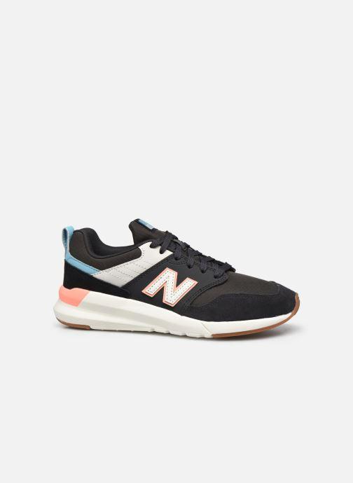 Sneaker New Balance WS009 schwarz ansicht von hinten