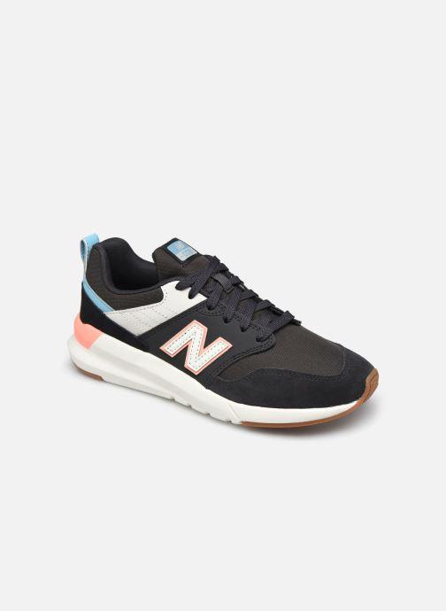 Sneaker New Balance WS009 schwarz detaillierte ansicht/modell