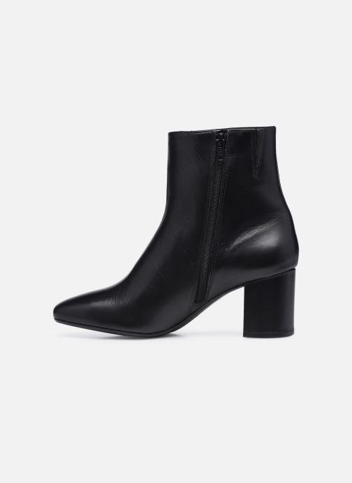 Bottines et boots Dune London OREGON T Noir vue face