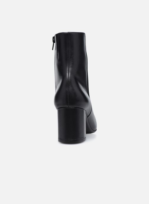 Bottines et boots Dune London OREGON T Noir vue droite