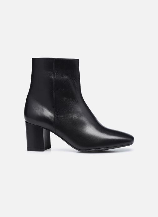 Bottines et boots Dune London OREGON T Noir vue derrière