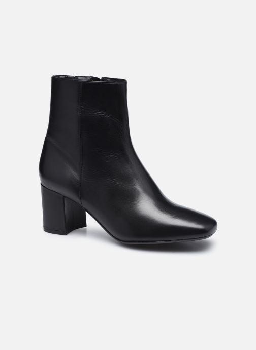 Bottines et boots Dune London OREGON T Noir vue détail/paire