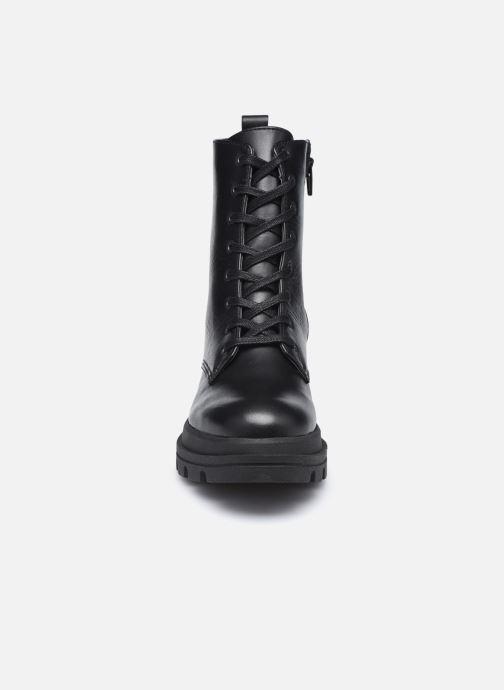 Stiefeletten & Boots Dune London PARQUE T schwarz schuhe getragen