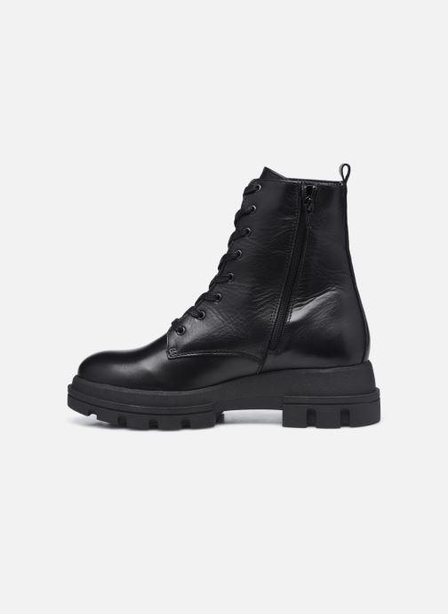 Stiefeletten & Boots Dune London PARQUE T schwarz ansicht von vorne