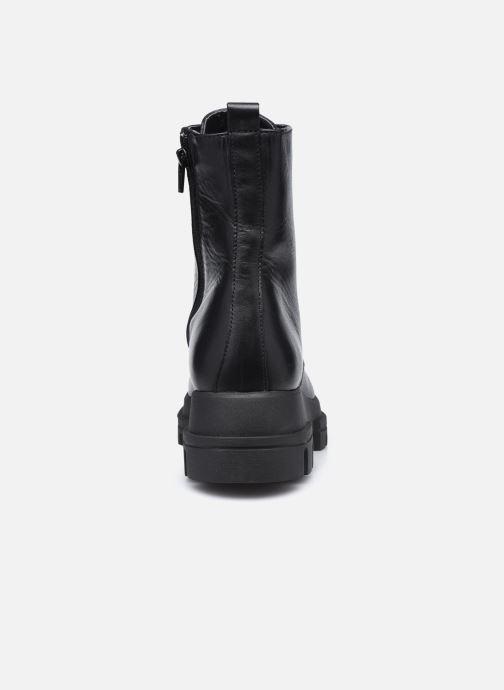Stiefeletten & Boots Dune London PARQUE T schwarz ansicht von rechts