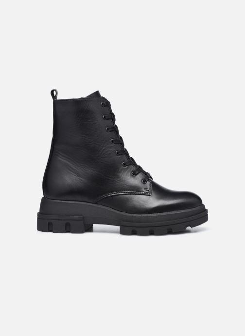 Stiefeletten & Boots Dune London PARQUE T schwarz ansicht von hinten