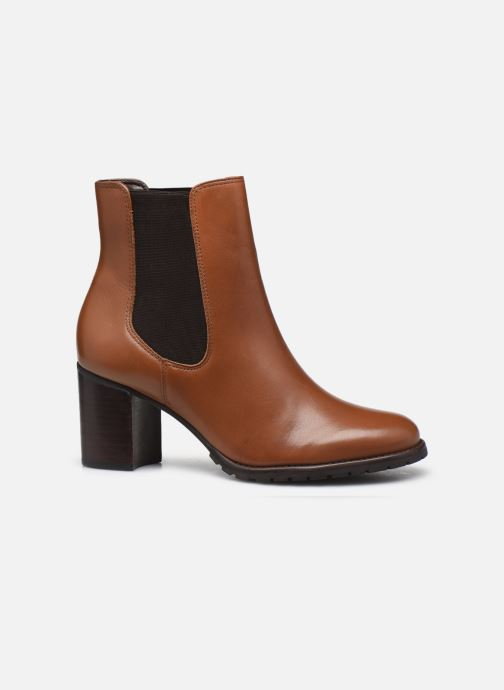 Stiefeletten & Boots Dune London PARTNA braun ansicht von hinten