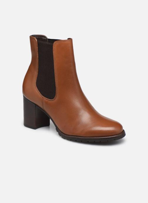 Stiefeletten & Boots Dune London PARTNA braun detaillierte ansicht/modell