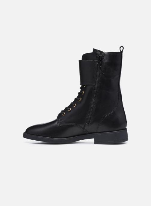 Bottines et boots Dune London PICTOR Noir vue face