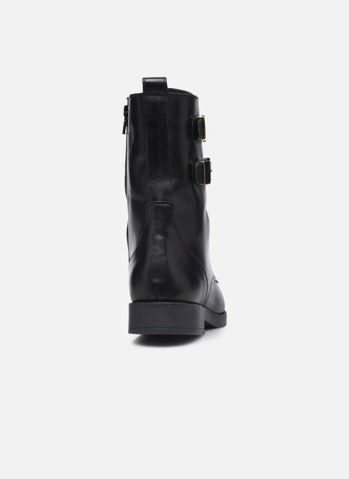 Bottines et boots Dune London PICTOR Noir vue droite