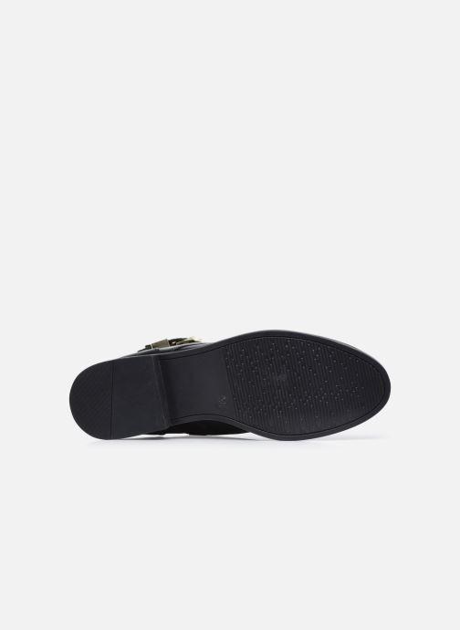 Bottines et boots Dune London PICTOR Noir vue haut