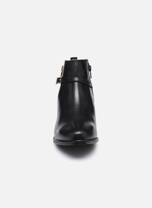 Bottines et boots Dune London POP Noir vue portées chaussures