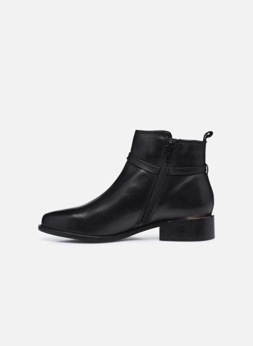 Bottines et boots Dune London POP Noir vue face