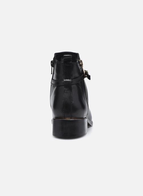Bottines et boots Dune London POP Noir vue droite