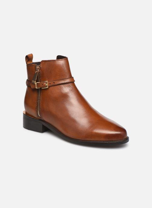 Bottines et boots Dune London POP Marron vue détail/paire