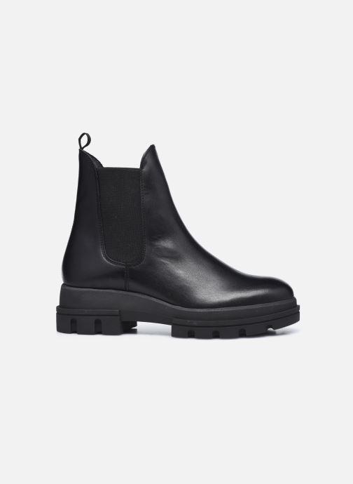 Stiefeletten & Boots Dune London PROVENSE schwarz ansicht von hinten