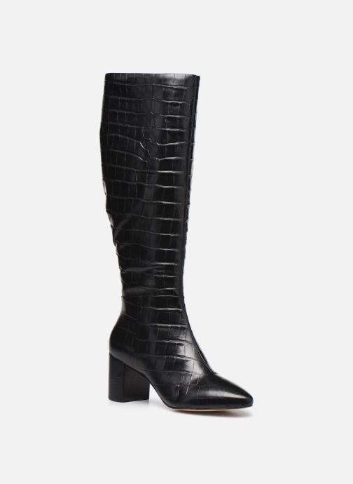 Stiefel Dune London SAFFIA schwarz detaillierte ansicht/modell