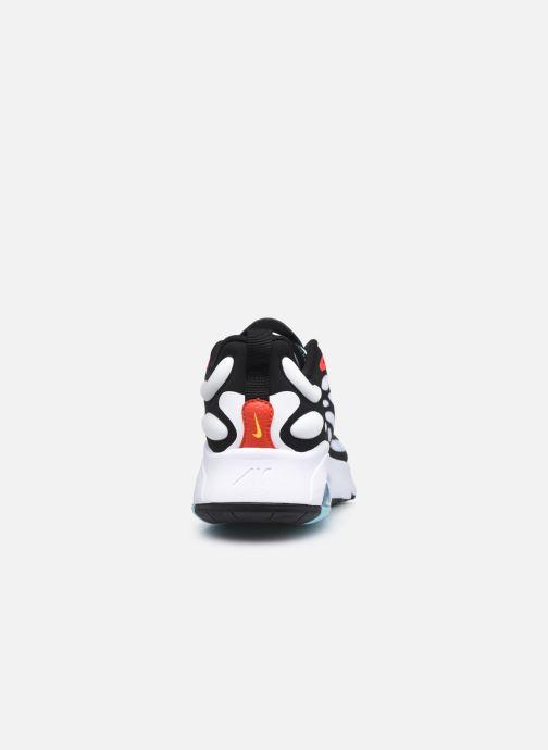 Baskets Nike Nike Air Max Exosense Blanc vue droite
