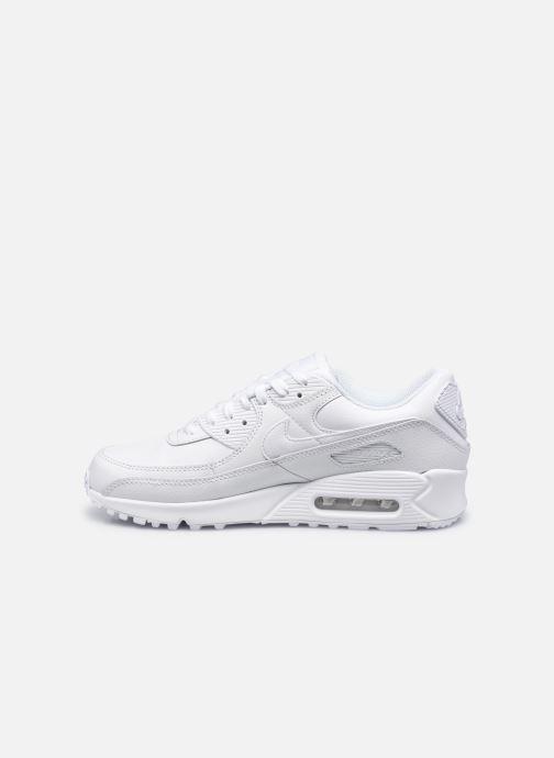 Sneaker Nike Air Max 90 Ltr weiß ansicht von vorne