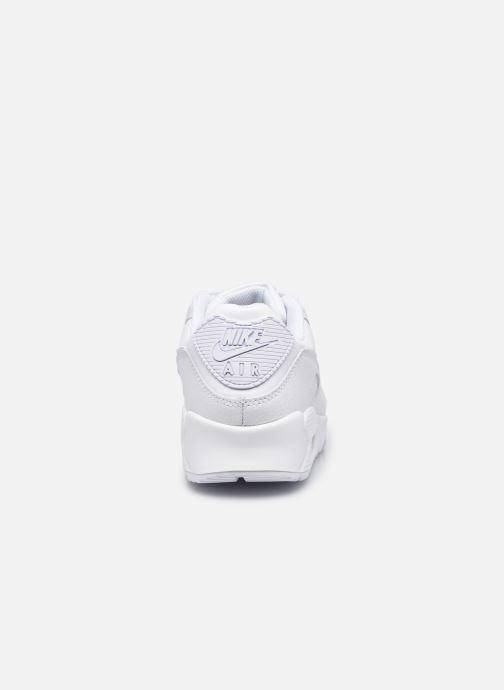 Sneaker Nike Air Max 90 Ltr weiß ansicht von rechts
