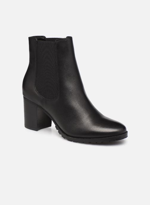 Bottines et boots Dune London PARTNIA Noir vue détail/paire