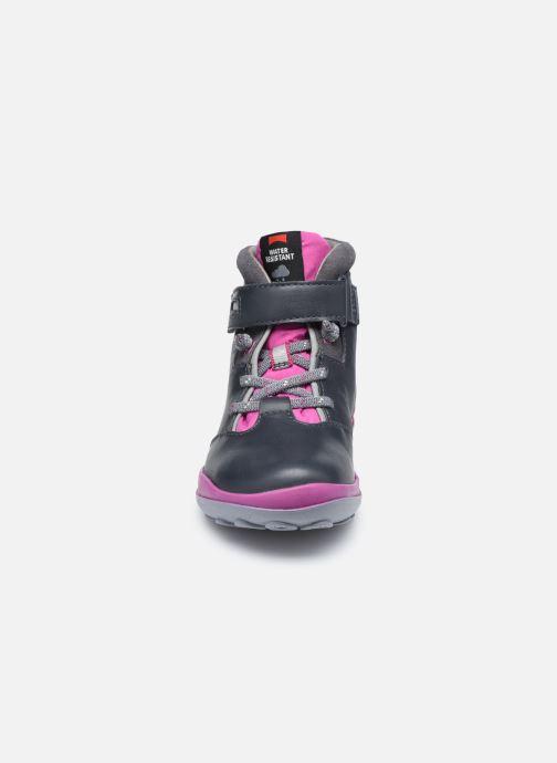 Stiefeletten & Boots Camper Peu K900071 schwarz schuhe getragen