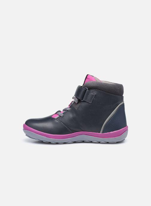 Boots en enkellaarsjes Camper Peu K900071 Zwart voorkant