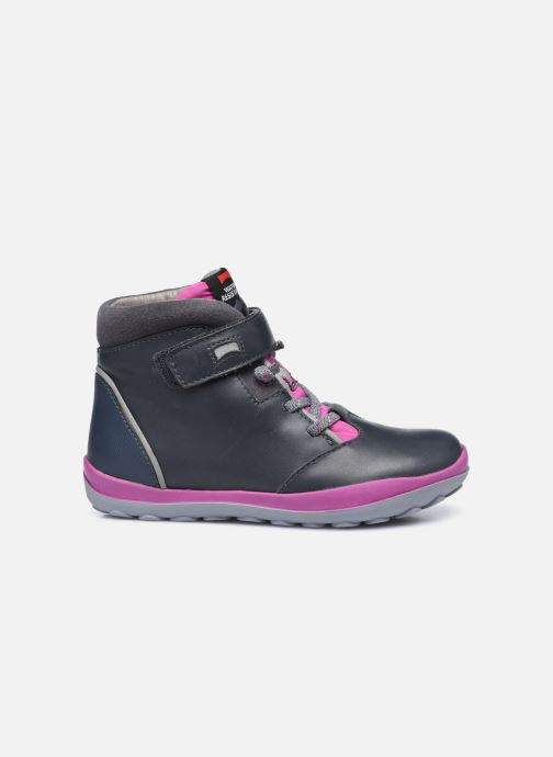 Boots en enkellaarsjes Camper Peu K900071 Zwart achterkant