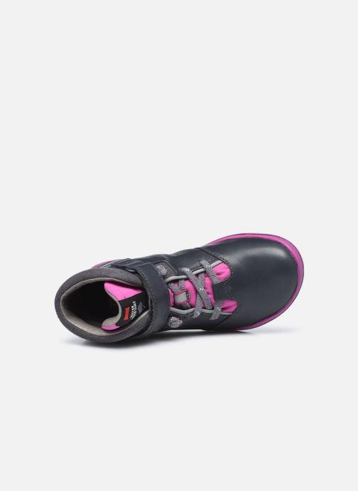Boots en enkellaarsjes Camper Peu K900071 Zwart links