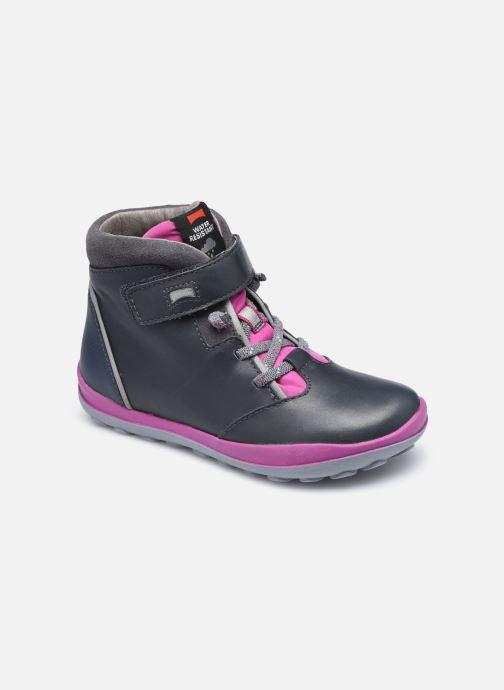 Boots en enkellaarsjes Camper Peu K900071 Zwart detail