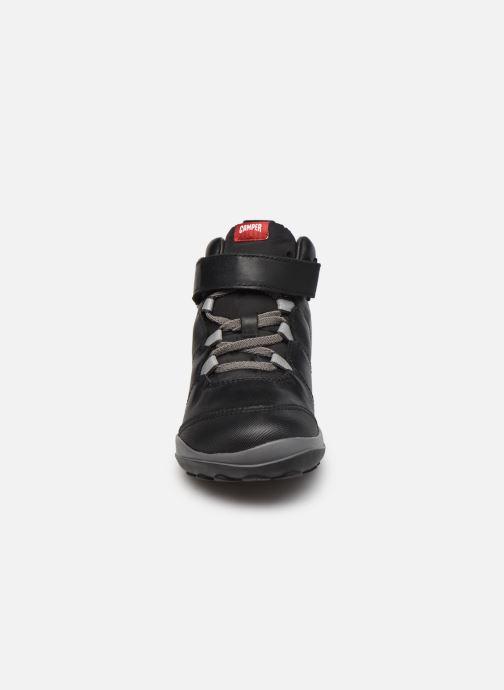 Stiefeletten & Boots Camper Boots K900196 schwarz schuhe getragen