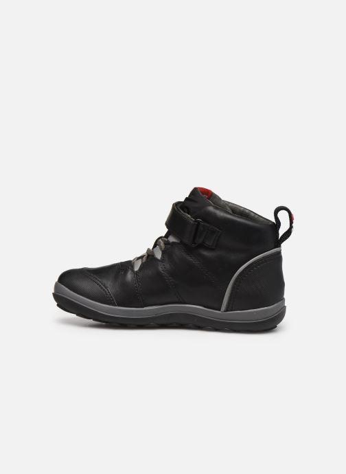 Stiefeletten & Boots Camper Boots K900196 schwarz ansicht von vorne