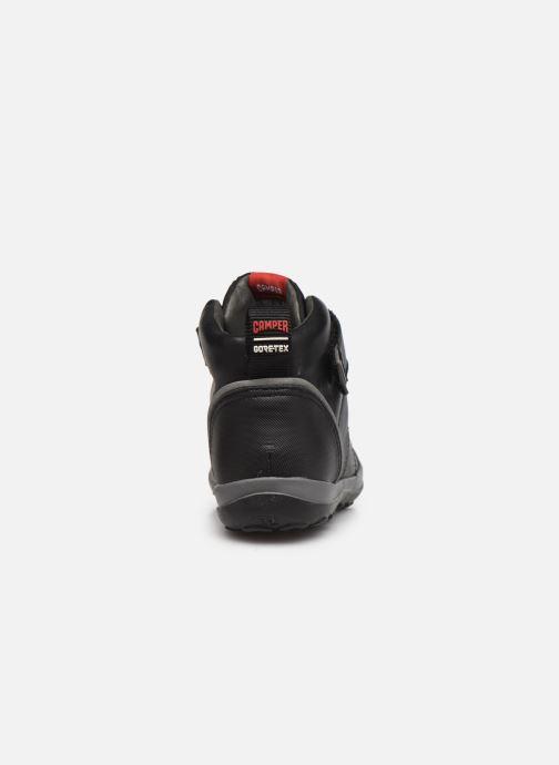 Botines  Camper Boots K900196 Negro vista lateral derecha